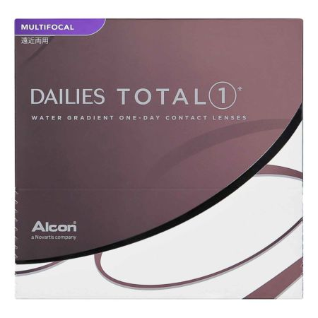 Dailies Total 1 Multifocal 90 Linsen