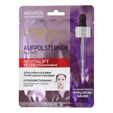 L'Oréal Aufpolsternde Maske Revitalift Filler