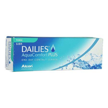 Dailies Aqua Comfort Plus Toric 90 Linsen