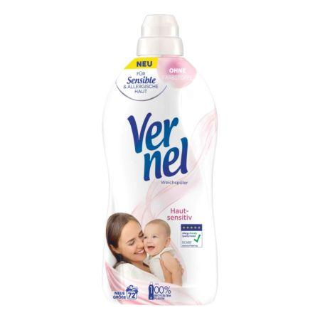 Vernel Weichspüler Hautsensitiv 72 Waschgänge