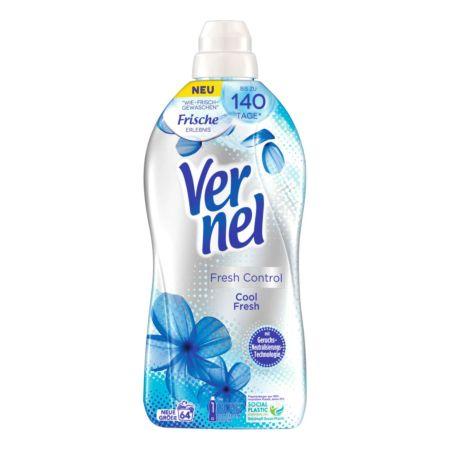 Vernel Weichspüler Fresh Control Cool Fresh 64 Waschgänge
