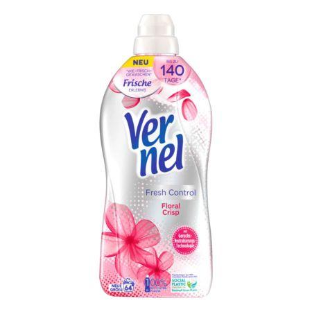 Vernel Weichspüler Fresh Control Floral Crisp 64 Waschgänge