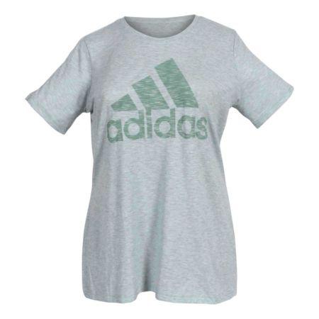 Adidas Damen-T-shirt Logo BS