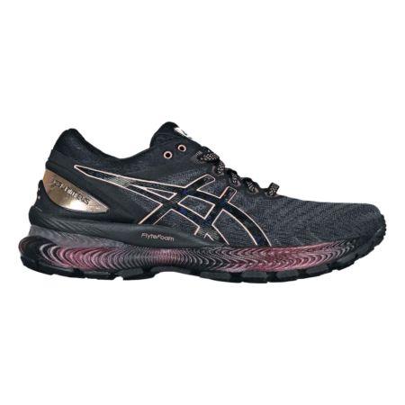 Asics Damen-Runningschuh Gel Nimbus 22 Platinum