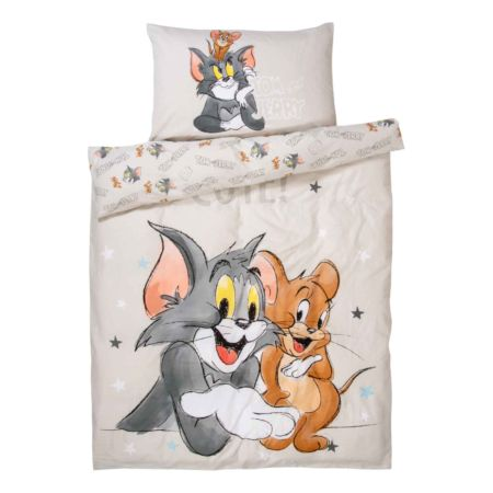 Bettwäsche Tom & Jerry oder Tweety