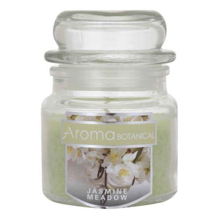 AROMA BOTANICAL Jasmine Meadow Duftkerze im Glas Ø 6 x 7 cm
