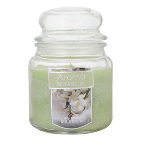AROMA BOTANICAL Jasmine Meadow Duftkerze im Glas Ø 10 x 13 cm