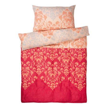 Bettwäsche mit barocken Motiven