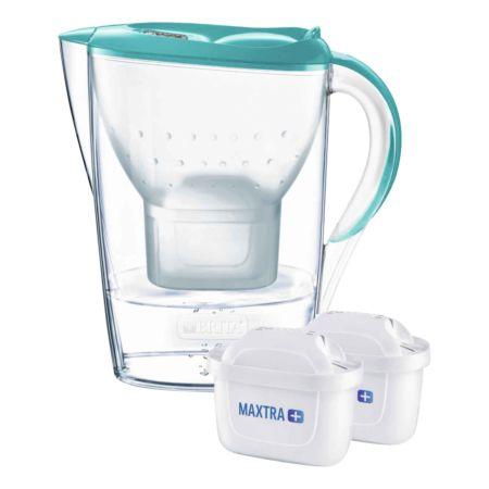 Brita Marella blau inkl. 2 Wasserfilter