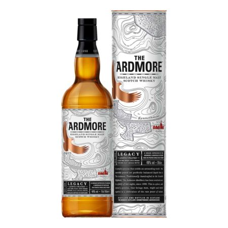 The Ardmore Legacy Single Malt Whisky 70 cl