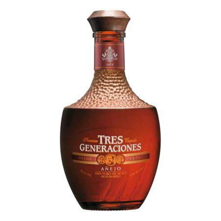 Tequila Tres Generaciones Anejo 70cl