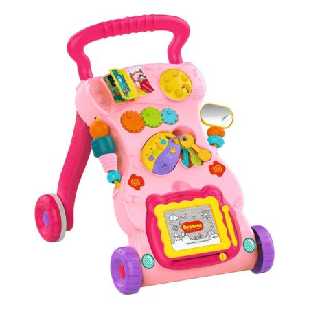 Baby Music Walker, rosa