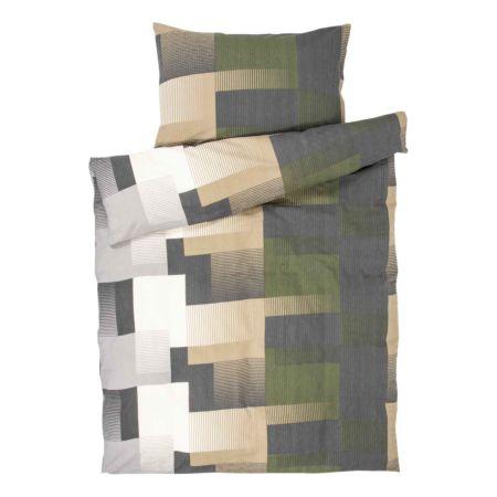 Bettwäsche mit klassischem Muster