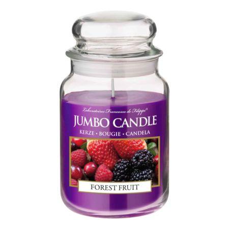 Jumbo Candle Duftkerze Forest Fruit