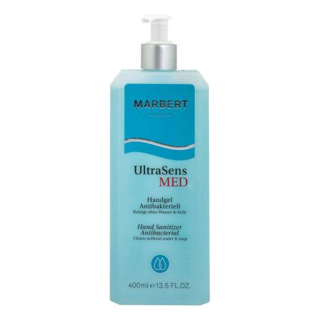 Marbert UltraSens MED Handgel Antibakteriell 400 ml