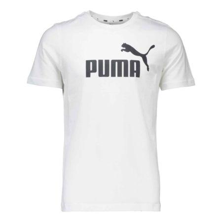 Puma Herren-T-Shirt Ess Logo Tee