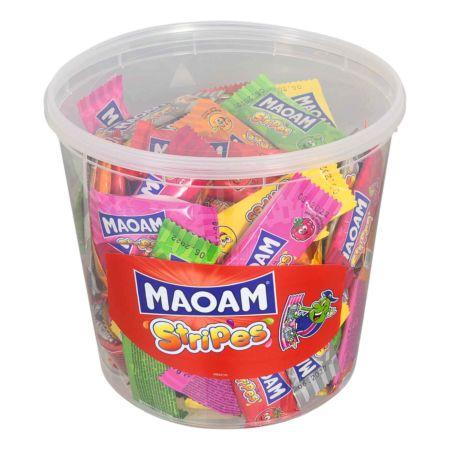 Maoam Stripes 150 Stück / 1050 g