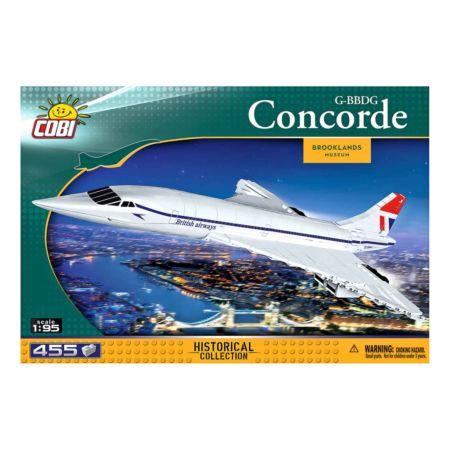 Cobi Concorde G-BBDG