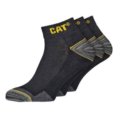 CAT Worker-Sneakersocken 3er-Pack