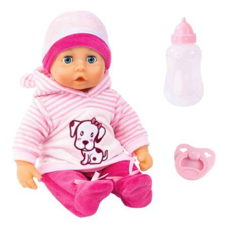 Bayer Babypuppe mit Sprechfunktion