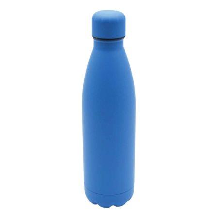 Thermosflasche blau matt 500 ml