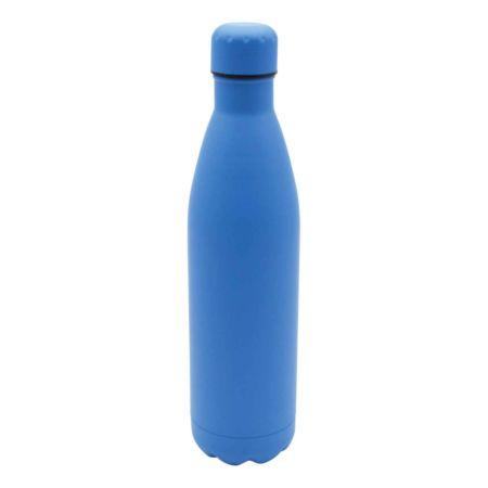 Thermosflasche blau matt 750 ml