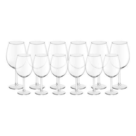 Royal Leerdam Gläser-Set LECCE, 12-teilig