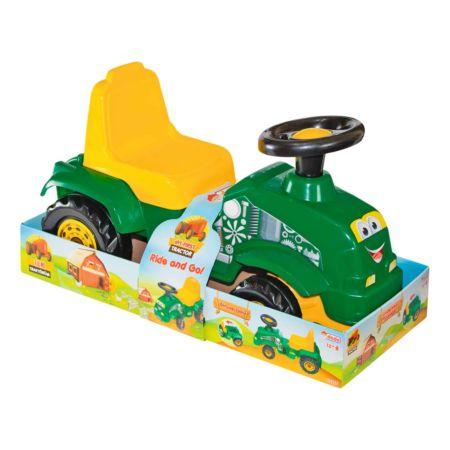 Dede Traktor grün