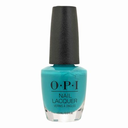 OPI Nail Lacquer Dance Party 'Teal Dawn
