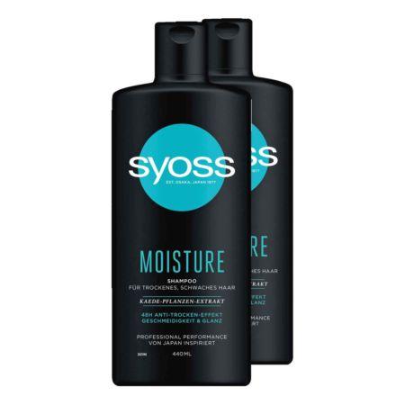 Syoss Moisture Shampoo