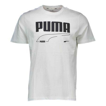 Puma Herren-T-Shirt Rebel