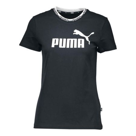 Puma Damen-T-Shirt Amplified Graphic