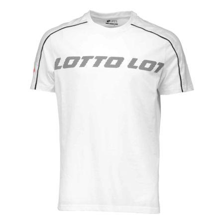 Lotto Herren-T-Shirt Logo Druck Tee