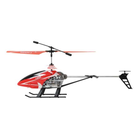 RC Helikopter Moon 50 cm rot