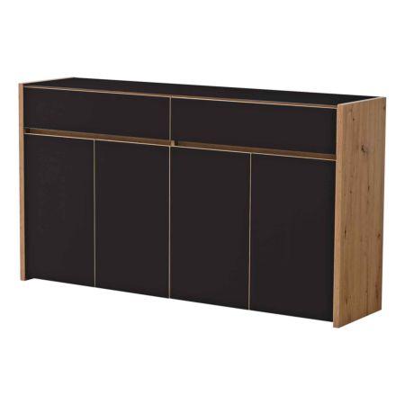 Sideboard Adria schwarz
