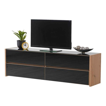 TV-Möbel Adria schwarz