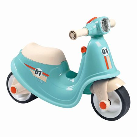 Smoby Scooter blau
