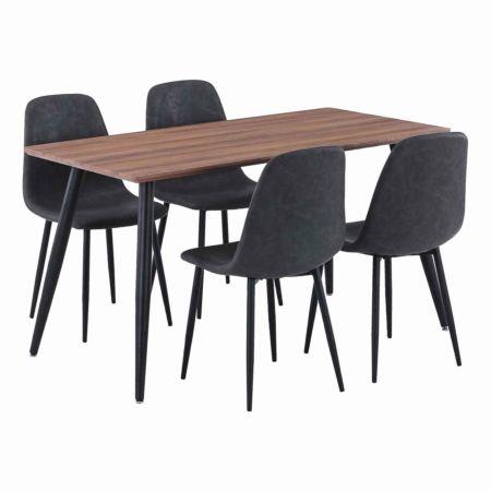 Tisch-Set Rusty, 5-teilig