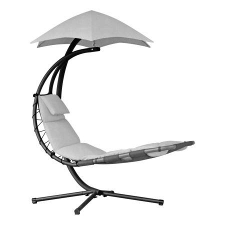 Schaukelstuhl Dream Chair silber