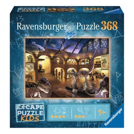 Ravensburger EXIT Puzzle KIDS Im Naturkundemuseum 368-teilig