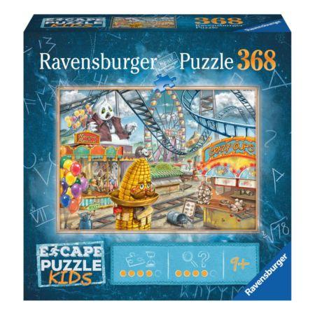 Ravensburger EXIT Puzzle KIDS Im Freizeitpark 368-teilig