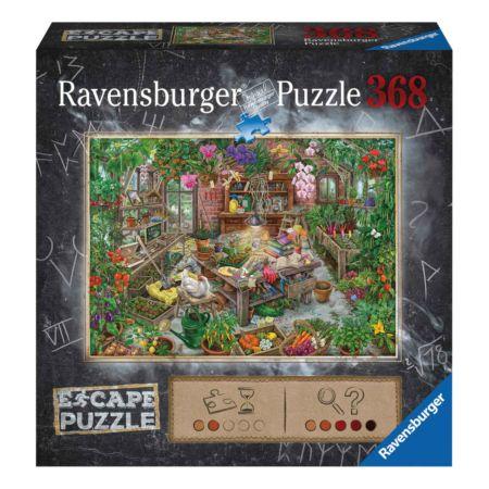 Ravensburger EXIT Puzzle Im Gewächshaus 368-teilig