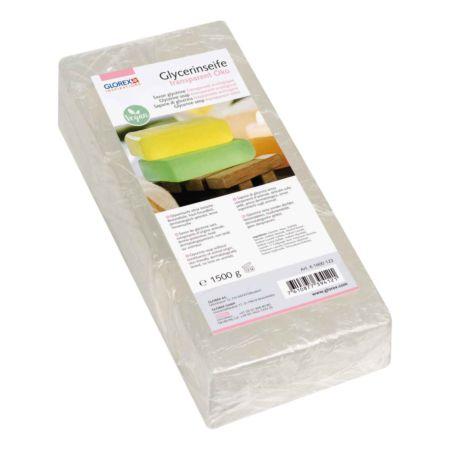 Glorex Glycerin-Seife Öko transparent 1500 g