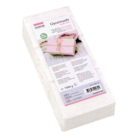 Glorex Glycerin-Seife Öko opak 1500 g