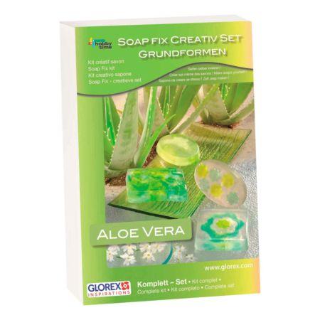 Glorex hobby time SoapFix Bastelpackung - Seifen selber machen
