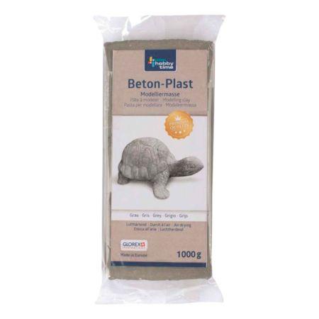 Glorex hobby time Beton-Plast Modelliermasse 1 kg
