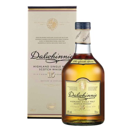 Dalwhinnie Single Malt 15 years 70 cl
