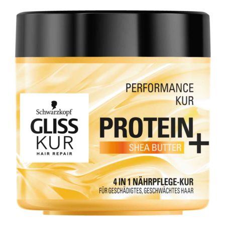 Gliss Kur Performance Kur Protein + Shea Butter 400 ml