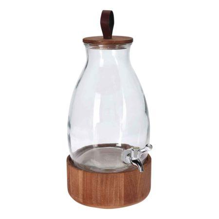 Koopman Getränkespender Glas 5.5. Liter