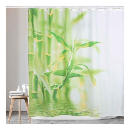 Duschvorhang Bamboo 180 x 180 cm